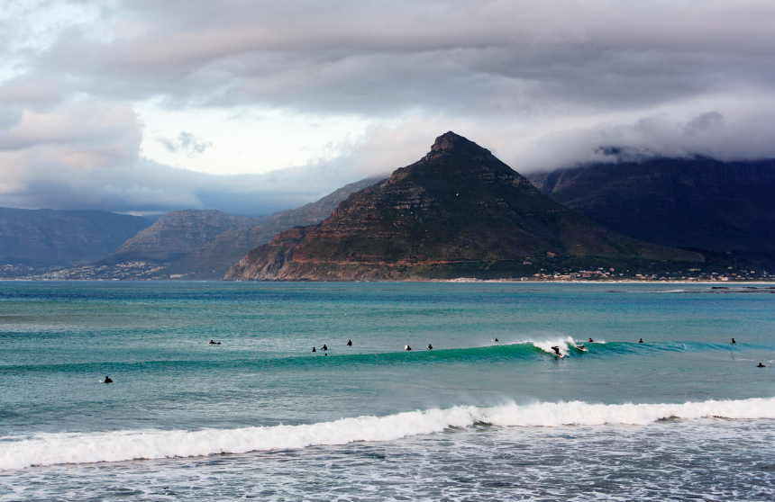 Surfing Garden Route South Africa